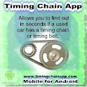 Timing Chain or Belt App