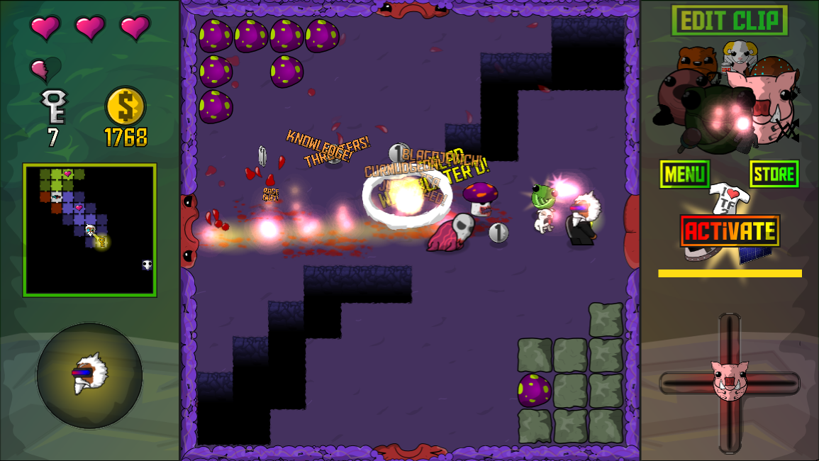 Towelfight 2 - screenshot
