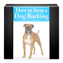 how to stop dog Barking icon