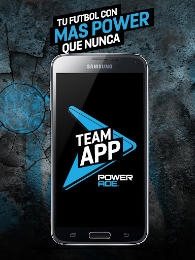 Powerade TeamApp
