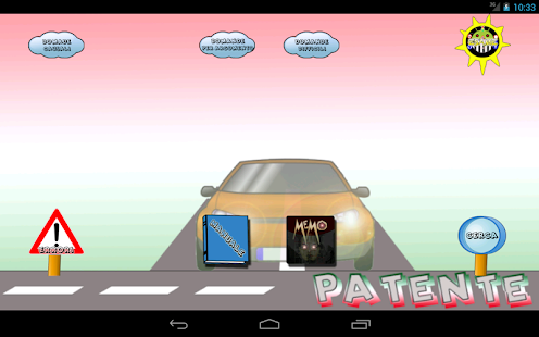 Patente Quiz e Manuale 2014 - screenshot thumbnail