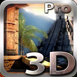 Mayan Mystery 3D Pro lwp v1.1 APK