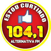 Alternativa FM 104.1 da Barra