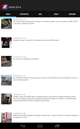 免費下載運動APP|RARU 2014 app開箱文|APP開箱王