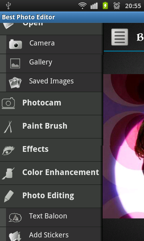 Best Photo Editor & Effects- screenshot