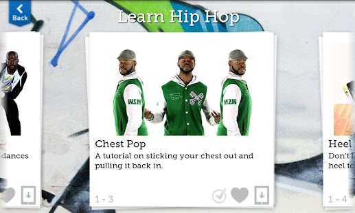 Hip Hop Dance w/ Harlem Shake!- screenshot thumbnail