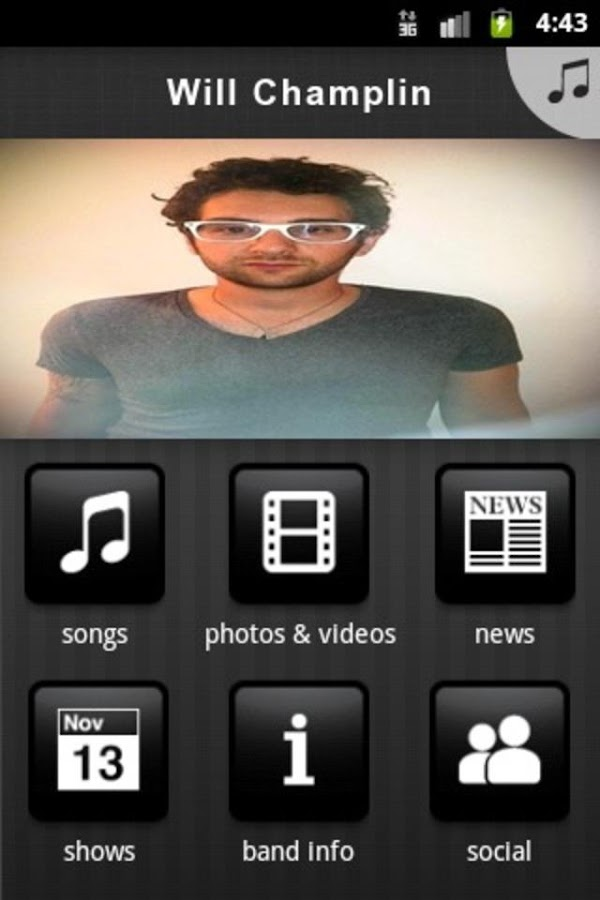 Will Champlin - screenshot