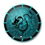 Dark Dragon Magic Game Theme