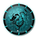 Magic Dragon Abstract Theme icon