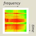 Spectrogram logo