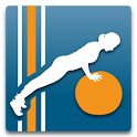 Virtual Trainer Gym Ball icon