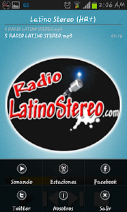 Radio Latino Stereo- screenshot thumbnail