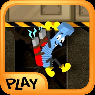 Screwy Adventures - platformer