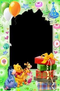 Bambini gratis cornici foto- miniatura screenshot