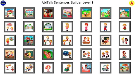 Sentence Builder- screenshot thumbnail