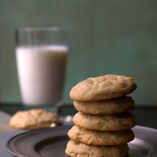 Irish Cream White Chocolate Chip Cookies.