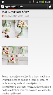 Food-blogs cz - screenshot thumbnail
