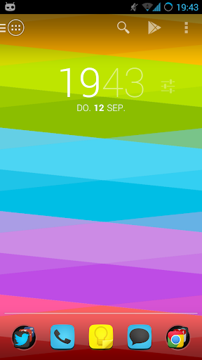 Holofied Icon Pack r2 HD FREE