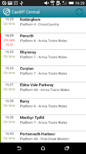 Arriva Trains Wales- screenshot thumbnail