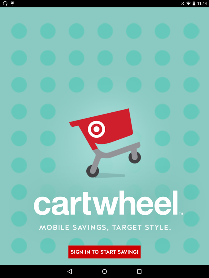 Cartwheel by Target- screenshot