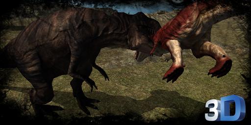 真正的恐龙仿真