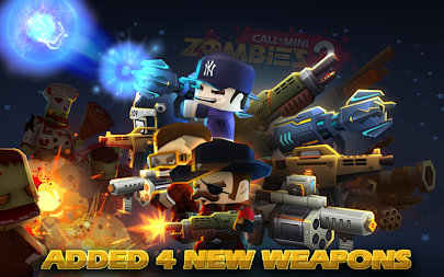Call of Mini™ Zombies 2 APK screenshot thumbnail 1