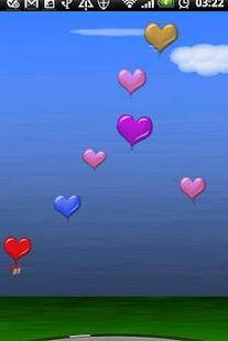 Valentine Heart Balloons Dlx!- screenshot thumbnail