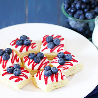 Berry Cream Cheese Pastries