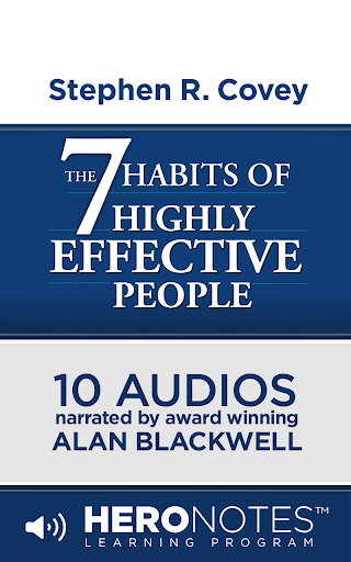 The 7 Habits by Stephen Covey