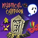 Mystical Cartoon GO Launcher icon