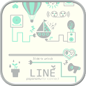 line GO locker theme icon