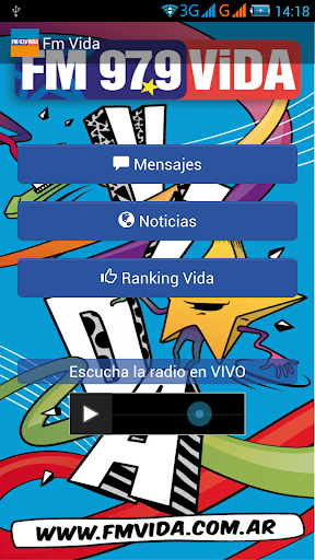 FM Vida Rosario