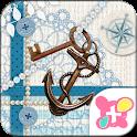 Blue Theme-Natural Marine- icon