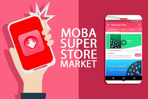 Moba Super Store Market