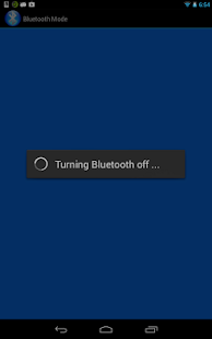 Bluetooth On/Off Switch Toggle- screenshot thumbnail