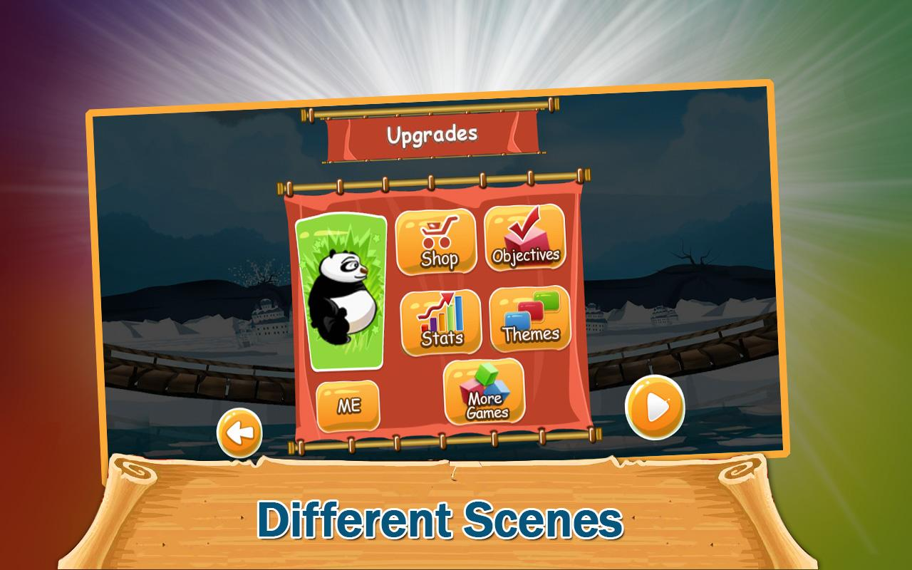 Run Panda Run: Joyride Racing- screenshot