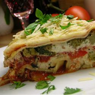 Hearty Vegetable Lasagna