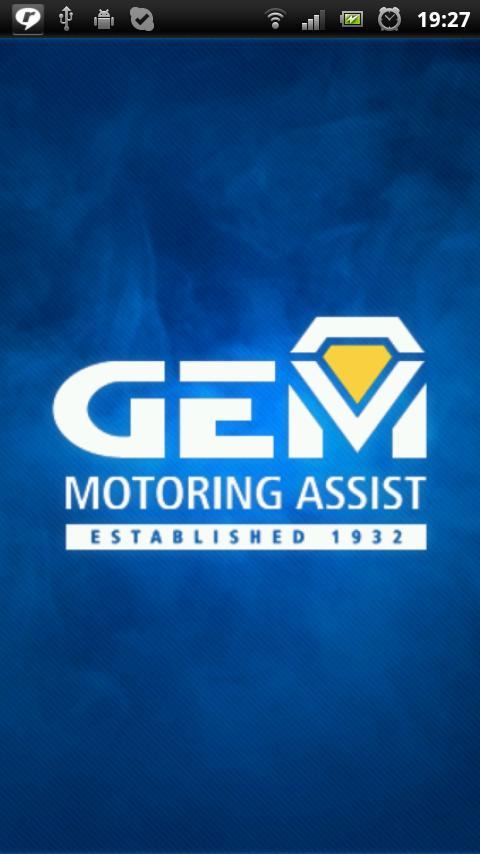 GEM Motoring Assist- screenshot