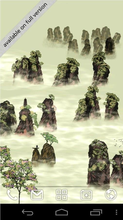 Zenscapes: Tranquil Peaks Free- screenshot