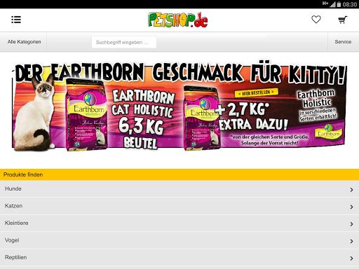 【免費購物App】petshop.de-APP點子
