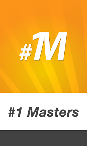 1 Masters