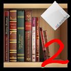 Bookcase 2 theme (ssLauncher) icon