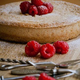 Raspberry and Almond Olive Oil Cake Recipe