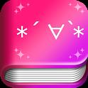 【人気No.1】girl's顔文字辞典20000 icon