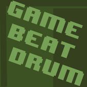 GAME BEAT DRUM