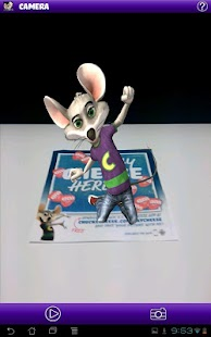 Chuck E.'s Say Cheese! - screenshot thumbnail