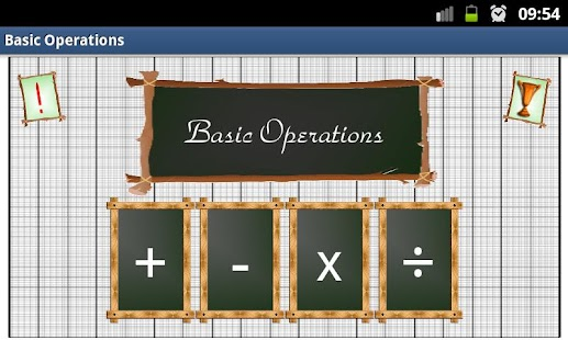 Basic Math Operations- screenshot thumbnail