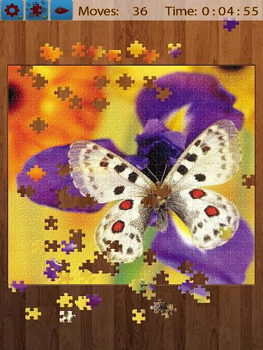 蝴蝶拼圖|玩解謎App免費|玩APPs