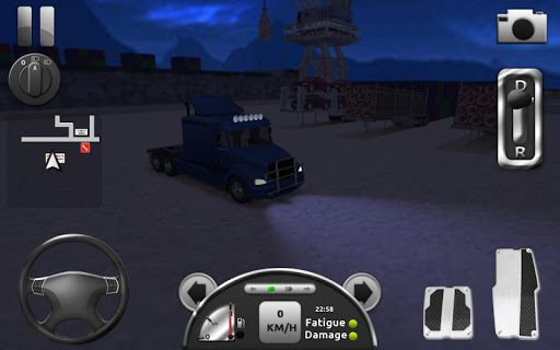 Truck Simulator 3D 2.1 screenshots 3