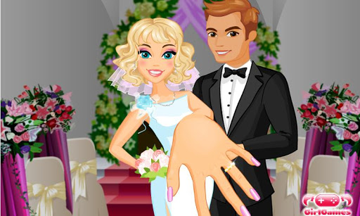 Dress Up Wedding: Bride to Be